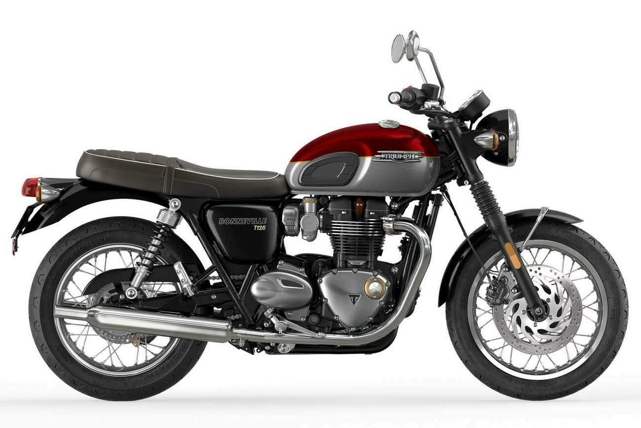 Triumph Bonneville T120 technical specifications